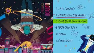 LEE HONG GI 2ND MINI ALBUM [DO n DO] COOKIES  [FULL ALBUM]