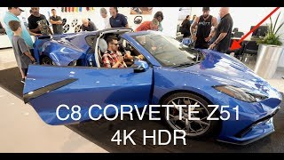 C8 Corvette Z51 - Every Square Inch in 4K HDR!