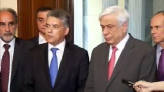 Συνάντηση Περιφερειαρχών  με τον πρόεδρο της Δημοκρατίας