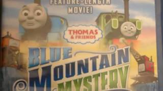 thomas and friends home media reviews episode 83 blue mountain mystery