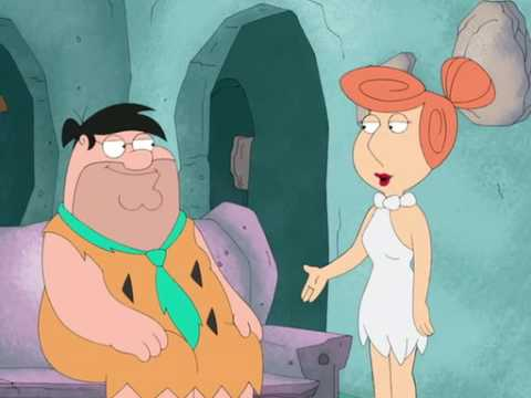 Family Guy- Flintstones Universe HD