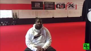 Dwayne Brown: 2019 Draft Prospect Interview