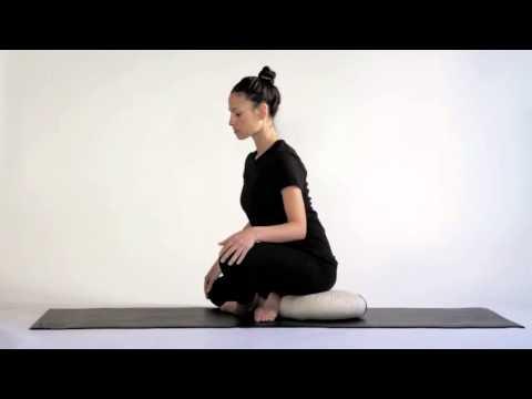 Uso del Zafu, posturas meditación.