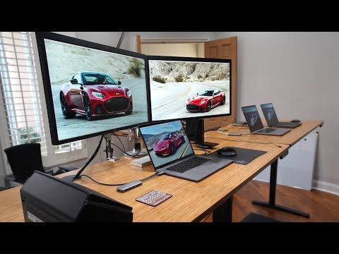 A Look At My $30,000 Home Office