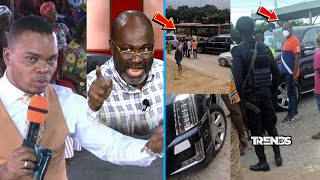 OBINIM in Tr0uble after saying Ken Agyapong's αcc!dɛnt with MMT bus is becos of his XP0SÈ on Pastors
