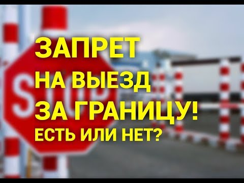 Как проверить запрет на выезд за границу? Советы от бывшего начальника миграционной службы района!