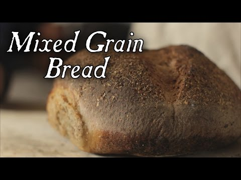 Baking Historic Mixed Grain Breads: 18th Century Cooking  S2E13