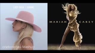 Together For A Million Reasons - Lady Gaga vs. Mariah Carey (Mashup)