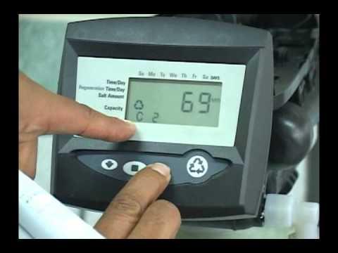 Demostración de Funcionamiento del Ablandador Automático de AGUA