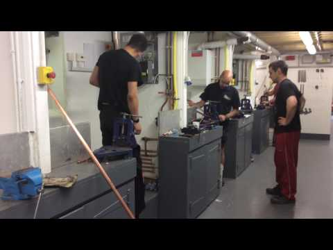 Third week of the Level 2 Plumbing Course - YouTube