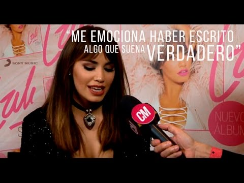 Lali Espósito video Presenta Soy - Entrevista CM - Mayo 2016