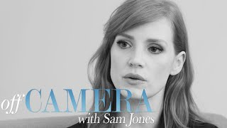 How Jessica Chastain Develops A Character