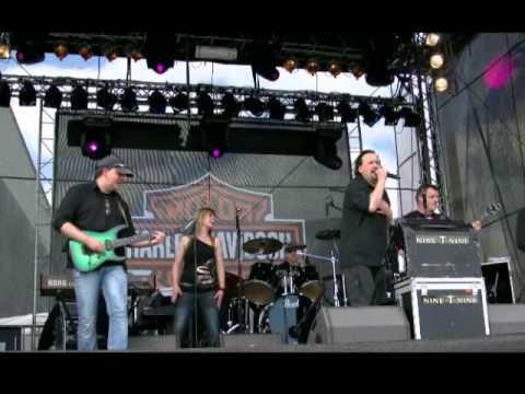 Nine T Nine - Live in Hamburg - Harley Davidson Days Hamburg 2010