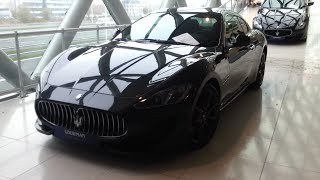 Maserati Granturismo Sport 2015 In depth review Interior Exterior