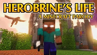 "Minecraft Song Videos ""Herobrine's Life"" - Minecraft Parody of Something Just Like This By Coldplay"