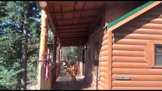BOTTLE HOUSE CABINS Ruidoso, New Mexico