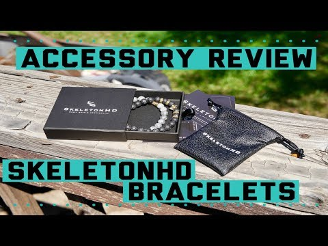 Accessory Review-SkeletonHD Bracelets