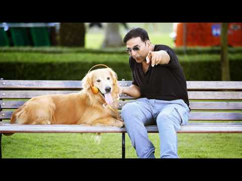 Its Entertainment Movie Shooting With Dog