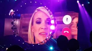 Brad Paisley & Carrie Underwood Remind Me C2C