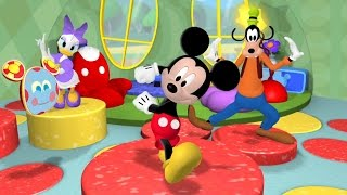 Mickey Mouse Clubhouse Hot Dog Song (5 Times Repeat/Loop)