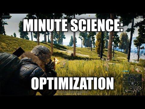 Optimization: The PC Gamer's Achilles' Heel
