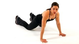 How to Do a Slow Push-Up | Boot Camp Workout