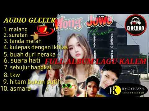 full album wong jowo dhehan audio audio jernih