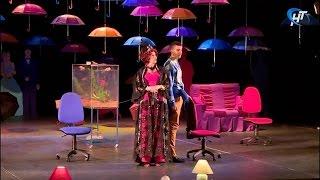 Новгородский академический театр приглашает на премьеру спектакля «Спеши любить»
