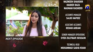 Fitrat - Episode 85 Teaser - 20th January 2021 - HAR PAL GEO
