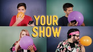 We Read SERIAL KILLER Quotes on HELIUM | YOUR SHOW, Episode 3
