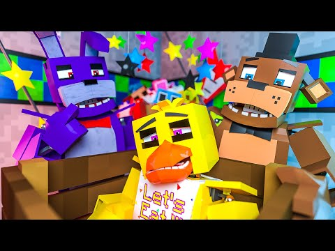 Minecraft FNAF 7 Pizzeria Simulator - ANOTHER ONE! (Minecraft Roleplay)