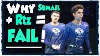 Why RTZ & SUmA1L will Never WORK! Is EG becoming Bad as Navi? Optic vs EG rivalry continues...