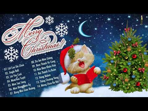 Liên Khúc Giáng Sinh Hải Ngoại 2020 | Liên Khúc Nhạc Giáng Sinh, Noel Chọn Lọc Hay Nhất 2020
