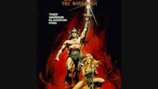 Column of Sadness/Wheel of Pain - Conan the Barbarian Theme (Basil Poledouris)