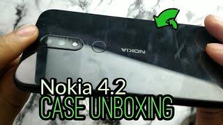 Nokia 4.2 Soft Case Clear Anti-Shock ( TPU ) by PUSHIMEI