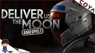 DELIVER US THE MOON 🌕 3...2...1... IGNITION AND LIFT-OFF! • German Gameplay, Deutsch • #2