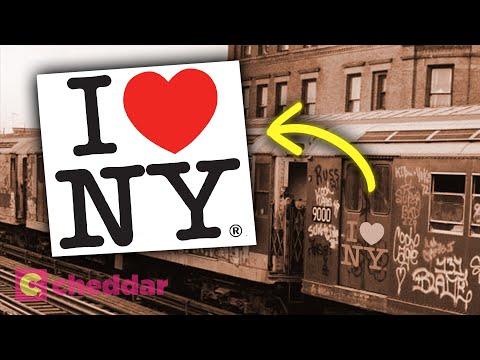 The Story Behind The I Love NY Logo