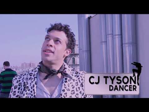 CJ Tyson Interview - Industry Dance Awards 2018
