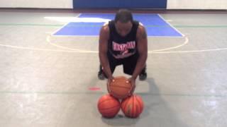 Ball Push Ups For Strength