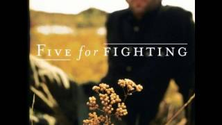 Five For Fighting - One More For Love