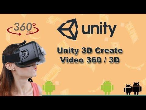 Download Tutorial Unity3d 360 Virtual Tour Video 3GP Mp4 FLV HD Mp3