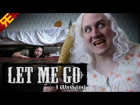 LET ME GO: A Granny Song (live action musical) (видео)