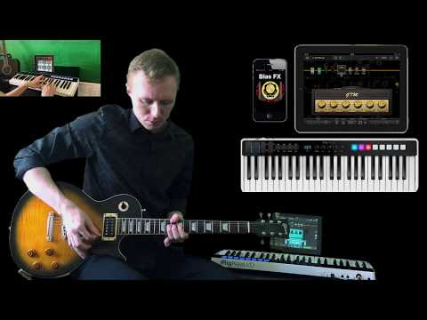 Эффект яблока – Dust in the Wind (iRig Keys 49 I/O)