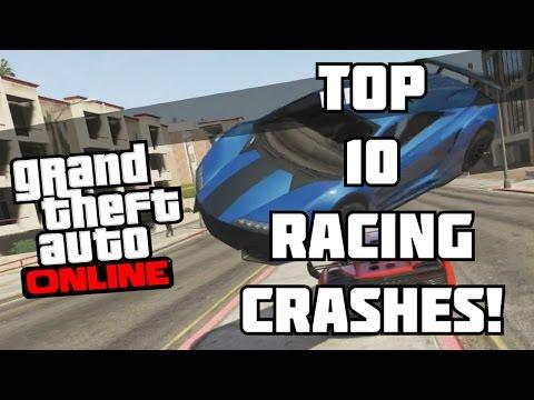 Gta banger racing crashes - смотреть онлайн на Hah Life