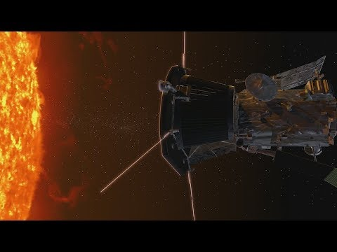"Parker Solar Probe ""A okay"" After Close Solar Approach on This Week @NASA – November 9, 2018"
