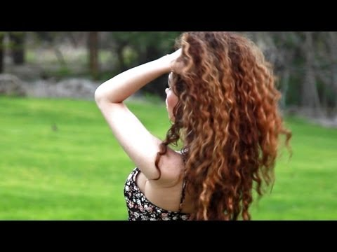 Video How to Style Curly Hair!! (Wet to Dry Routine)