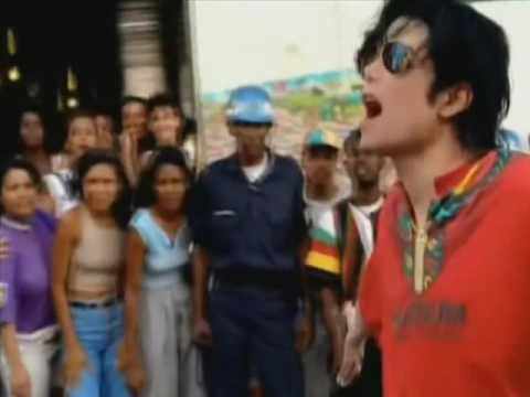 Michael Jackson-They Don't Care About Us HD