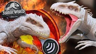 Download NEW INDOMINUS REX TOY!! - Jurassic World Fallen