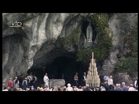 Chapelet à Lourdes du 2 septembre 2019