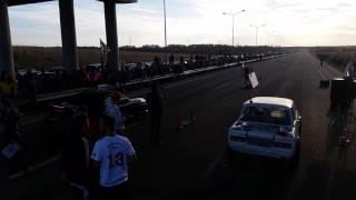 Финальный заезд Porsche против ЗАЗ 968 Донецк
